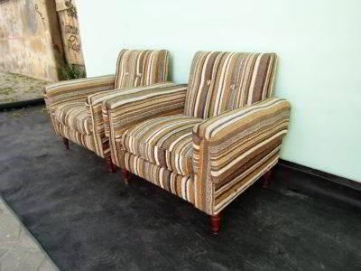 πολυθρόνες 70ς μεταχειρισμένες vintage