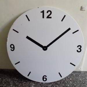 ρολόι διακοσμητικό μεταχειρισμένο