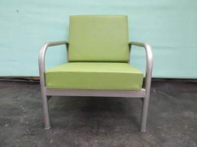 καρεκλοπολυθρόνα καρέκλα πολυθρόνα industrial μεταχειρισμένη vintage retro