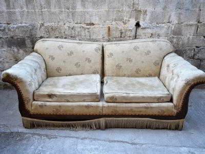 Καναπές μεταχειρισμένος vintage retro