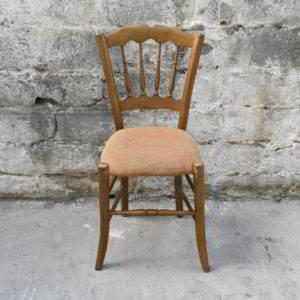 Καρέκλα μεταχειρισμένη vintage retro