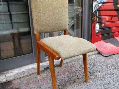 καρέκλα danish design μεταχειρισμένη vintage retro