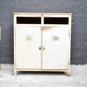 ντουλάπι μεταλλικό μεταχειρισμένο vintage retro