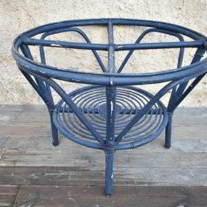 τραπέζι μπαμπού μεταχειρισμένο vintage retro