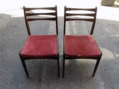 DSCN2049 400x300 - Καρέκλα mid century DSCN2052