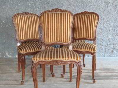 Καρέκλα με σκάλισμα