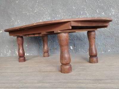 Τραπέζι ανακατασκευασμένο εξωτερικού χώρου